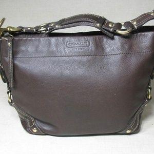 Coack Shoulderbag Serial number E1182-10615